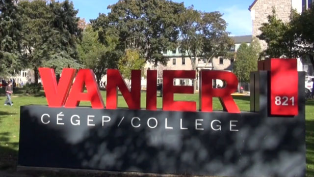 Vanier College Television celebrates its first anniversary