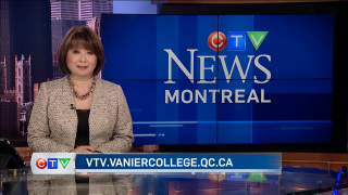 VTV on CTV News with Vanier Graduate, Mutsumi Takahashi.