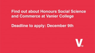 Apply to Honours Social Science and Commerce
