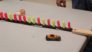 Humanities – Rube Goldberg Experiment