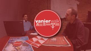 Vanier Walk – a 360º tour of the entire College