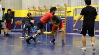 Phys-Ed – Introduction to Wrestling
