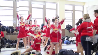 Cheerleading Regional Championship 2015 – Vanier College