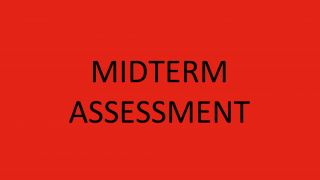 Midterm Assessment Academic Advising
