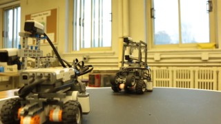 Robo-Junior: Robotics Competition 2016