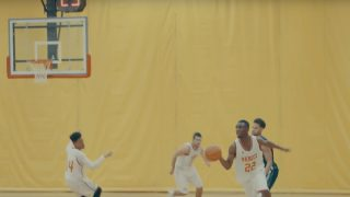 Basketball Division 2 Highlights: Vanier Cheetahs Vs. Montmorency Nomades