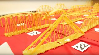 Vanier's Bridge Building Competition 2016