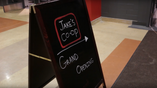 Official Launch of Jake's Co-op Bookstore