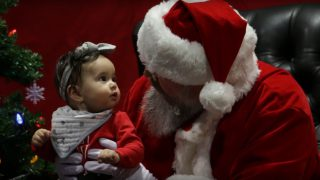 Children's Cultural Holiday Party at Vanier College