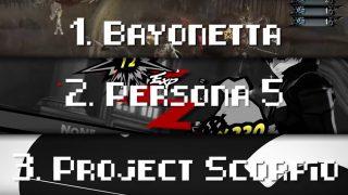 Gameforce Ep 3 – Bayonetta, Xbox Scorpio, Persona 5