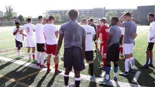 Vanier Cheetahs Men's Soccer Div.1 – 2018