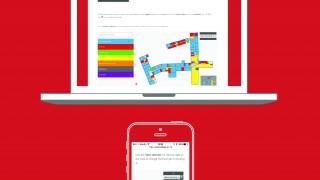 Vanier's new interactive campus map