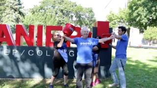 Normand W. Bernier Takes the ALS Ice Bucket Challenge