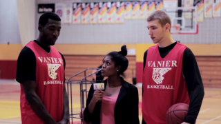Div 1 & 2 Vanier Cheetah Basketball Pre-season Promo