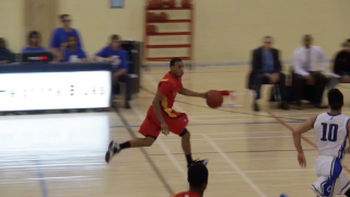 Dawson vs. Vanier Basketball Recap! Oct. 19th 2014