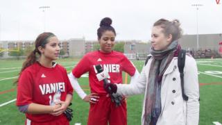 Women's Flag Football Promo
