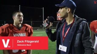 Vanier's Football Cheetahs – Game 7