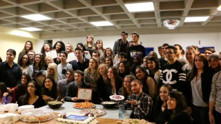 France Exchange Farewell Party