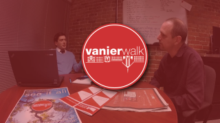 Vanier Walk – a 360º tour of the entire College