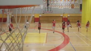 Men's & women's basketball game promo – Friday, February 27th