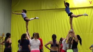 Meet the Vanier Cheetahs Cheerleading Team