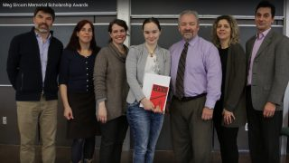 Meg Sircom Memorial Scholarship Awards