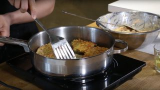 Campus Cooking Ep. 5 – Crispy Vegetable Fritters