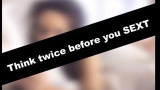 VTV PSA: Sexting