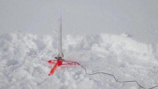 Vanier STEM / McGill Rocket Team – Rocket Launch 2018