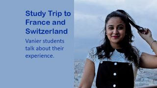 Study Trip to France and Switzerland