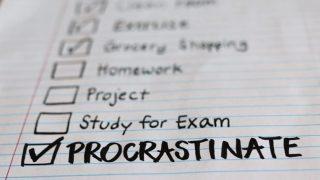 Adam's Talk – Procrastinating Ep. 4